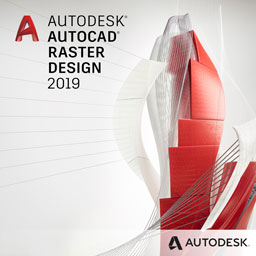 autocad raster design 2019 badge 256ppxopt