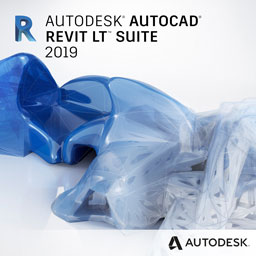 autocad revit lt suite 2019 badge