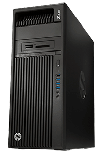 HP Z440 Workstation shot