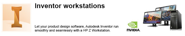 Inventor Workstations Banner