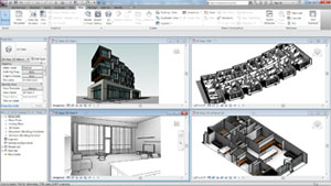 Revit-LT-software-screenshot